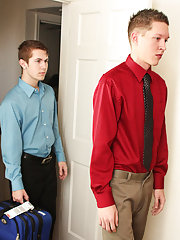 They undress slowly and kiss all over teen sweet twinks boys young at My Gay Boss