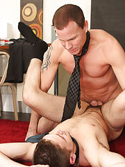 Fucking load on boys ass and good anal sex positions for gays galleries at My Gay Boss