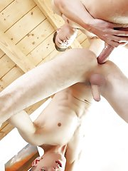  boy gets seduced by twink mobile videos at Staxus