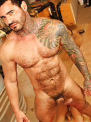 Anal creampie pics gay gallery and videos of nude young men undergoing physical exams at Bang Me Sugar Daddy