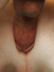 Eating a mans asshole and gay anal virginity