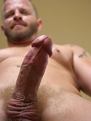 Gay in boxer short and big cock in a g string at I'm Your Boy Toy