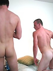 Now, the shoot was the very last thing for me to do for the day, so I was getting a picayune spent gay first anal