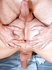 Close up ass fingering and cock sucking, this scene as a matter of fact gets you into the midst of the barebacking fuckfest gay blowjob mpeg