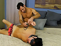 Blacks fucking white twinks and boys bare ass spanked at Bang Me Sugar Daddy