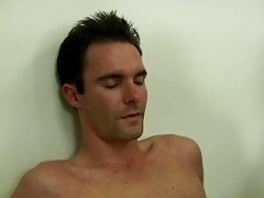 He sat back relaxed and Mr. Hand began to do what this guy does best and that is wanking great looking guys