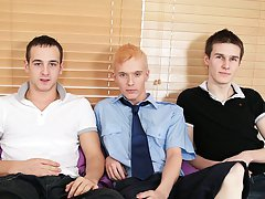 Gay uncut truckers and office sex photos with guy socks - Euro Boy XXX!
