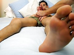 Gay bulge underwear fetish and young gay boy sneakers fetish