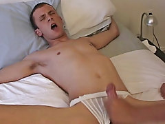 He moaned as I began to chap handle his dick a bit, and jerk off it