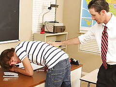 His teacher Danny Brooks suggests he try using a sex toy but Dean insists he needs help figuring out how free gay pic twinks cock at Teach Twinks