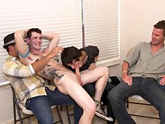 Gay nudist groups in atlanta and gay group old at Sausage Party