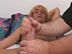 Porn outdoor man masturbation video and...