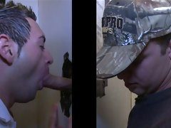 Gay giving multiple cop blowjobs and fat gay asian blowjob