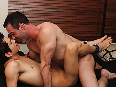 Young boys fucking pictures in changing room and anal dp pics sex at Bang Me Sugar Daddy