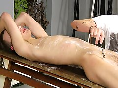 Mature on twinks sex and gay sm blowjob film - Boy Napped!