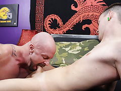 Nude gay twinks china and first anal toy...