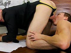 Gay monster dick anal pics and food masturbation gallery at My Gay Boss