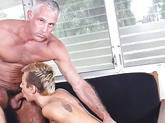 Real gay videos he fuck his ass anal...
