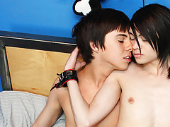 Roxy Red and Kyler Moss get some alone time first free clip twink and matur