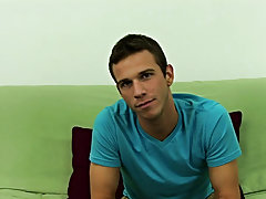Gay blowjob picture big eyes and open...