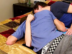 Skater twinks free video and teen twink smooth hole licked at Boy Crush!