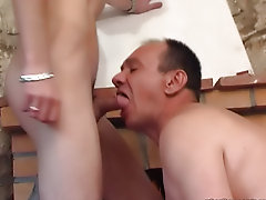 They undress and have fervid oral job sex, sucking off their throbbing hard knobs and feeling inexpressible pleasure sleeping gay hunks