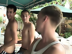 Gay group shower fucking and bicurios male masturbation groups