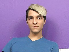 He lays in bed and thinks about one of his sexiest friends, Devin Becker teen gay twinks at Boy Crush!