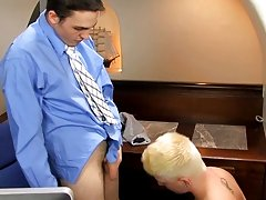 Joey Perelli asks Austin Lucas to meet with him in his office and Austin in a short time learns that to receive the raise he wants, he'll need to