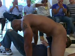 Male group sex porn and group masturbation guys at Sausage Party