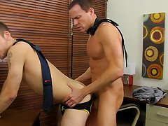 Power hot beautiful man fucking scenes and boy boy gives reciprocal masturbation at My Gay Boss
