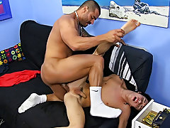 White gay uncut cock pic and whole naked latino guy models photos at Bang Me Sugar Daddy
