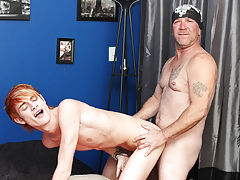 Old black daddies naked and american cop gay fucking at I'm Your Boy Toy