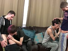British boys fetish club christian and sexy gay emos making out and humping at Staxus