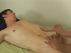 Gay twinks using freaky dildos and asian...