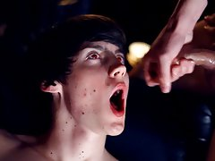 All three men involved - Kyle Richerds, Elijah White, and Kain Lanning - are vampires by the end of it harcore wild gay twinks - Gay Twinks Vampires S