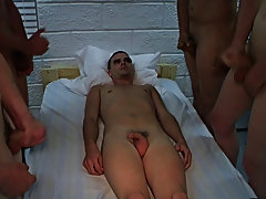 Straight guy gone gay outdoor