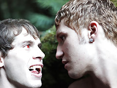 Hung twink brothers and naked italian black uncut twinks - Gay Twinks Vampires Saga!