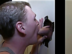 Blowjob young soft dick and bondage...
