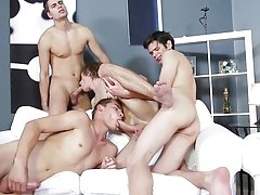 Twinks emo anal movie at Staxus