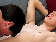 Dylan Chambers and Noah Carlisle jerk and suck their way to a great double solo gay mature and twinks at Boy Crush!