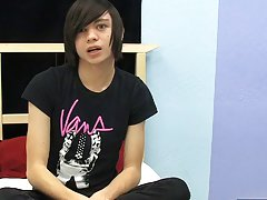 Check out Roxy Red's fabulous interview video his first gay black sex i at Boy Crush!