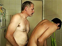 Check out this slim sexy plaything wear nothing but an complete getting busy in the kitchen non stop hardcore gay videos