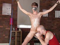 Gay bondage videosl and black gay bondage - Boy Napped!