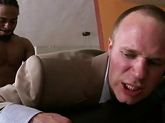 Much to are surprise Dareian loved each second with Castros enormous member in his throat and ass