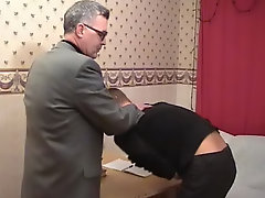 He wanted to feel a huge young prick in his wrinkled asshole, and pronto got what he wanted galleries of mature me