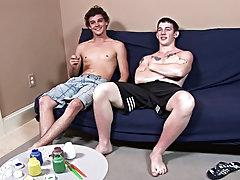 Hot nude young college boys and gay...