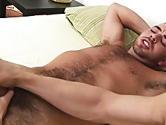 Hairy husky straight guys masturbating and boys masturbation india