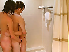 Emo twinks teasing tubes and pics of gay old guys with twinks - at Boy Feast!