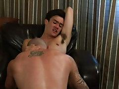 Horny men sucking big boobs and big gay asses